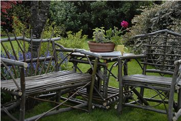 exquisite willow furniture | Enjoy the Rustic Beauty of Willow Furniture