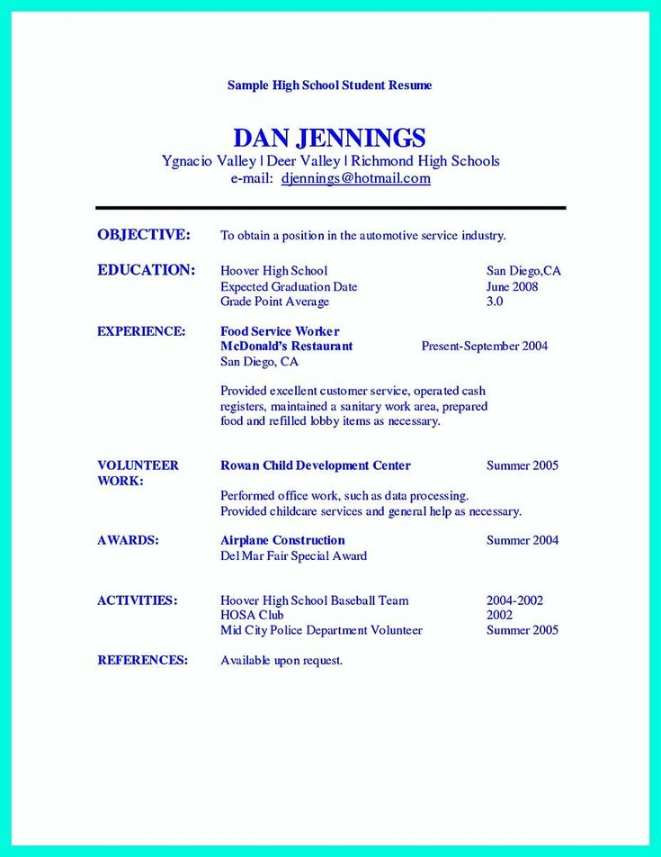 cool Construction Worker Resume Example to Get You Noticed, Check more at http://snefci.org/construction-worker-resume-example-get-noticed