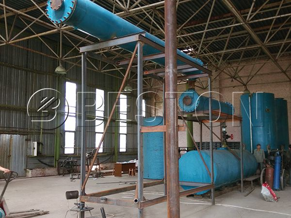 As a domestic professional waste oil distillation equipment manufacturer, Beston waste oil distillation machine adopts the advanced distillation technology, which can be used to refine crude oil, waste oil, pyrolysis oil, used engine oil, then we can get qualified diesel oil