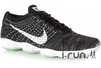 Nike Flyknit Zoom Agility W pas cher - Chaussures running femme running Fitness-Training en promo