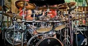 5pc DW Drum Kit with Zildian Cymbals - $2100 (Belmont NC)