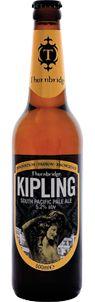 Thornbridge Brewery -  Kipling a truly stunning pale ale
