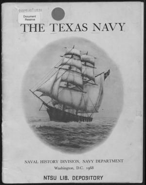 A survey of the Texas Navy during the Texas Revolution and the Republic Era. Includes maps, sketches, a list of ships of the Texas Navy, and a chronology. Also includes photographs of 20th century U.S. Navy shipsnamed after Texans or Texas locations.