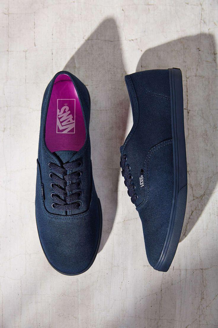 vans lo pro slip on womens walking shoes
