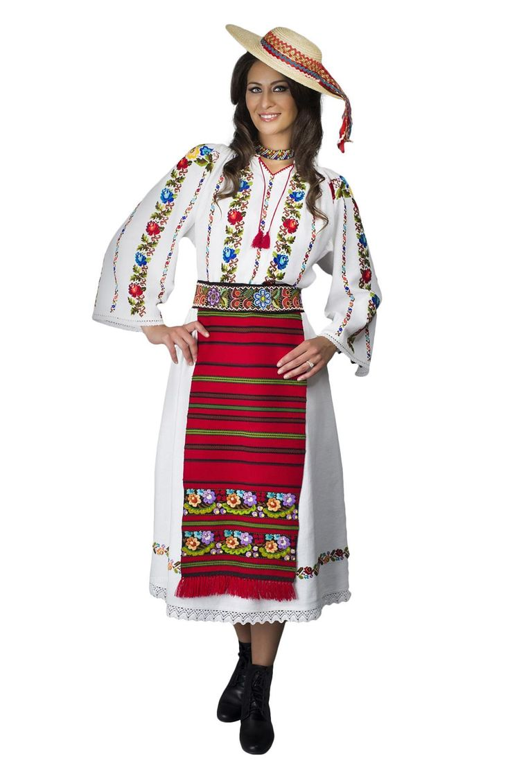 1000+ images about traditional romanian clothing on ...