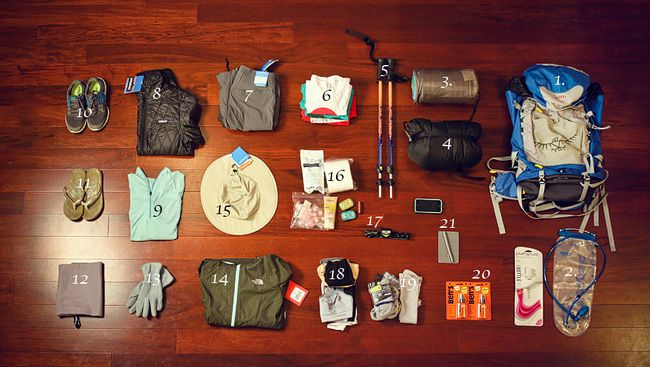 What to Pack on Your 4-Day Inca Trail Hike to Machu Picchu   Travel Peru