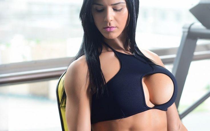 Eva Andressa é uma inspiração para muitas mulheres! Confira o treino da musa fitness. http://qualydadevida.com.br/blog/520/