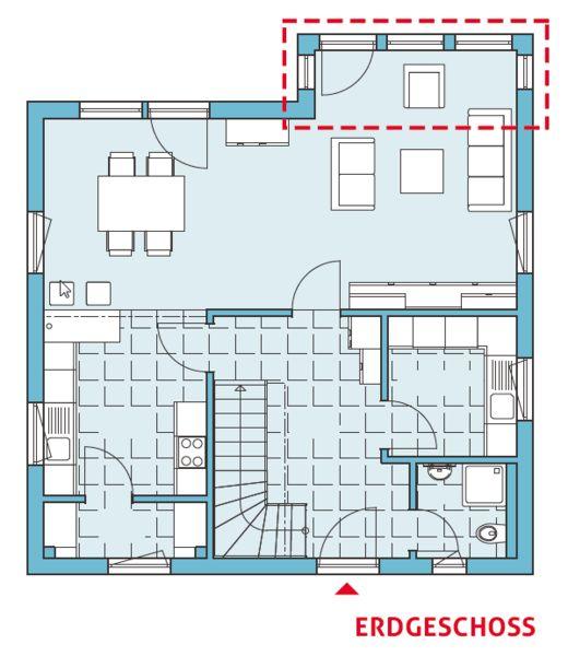 ber ideen zu energiesparhaus auf pinterest massivhaus einfamilienhaus und landhausstil. Black Bedroom Furniture Sets. Home Design Ideas