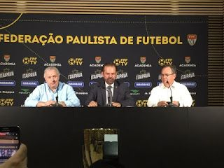 Blog Esportivo do Suíço: Paulistão: definidos datas e locais da final