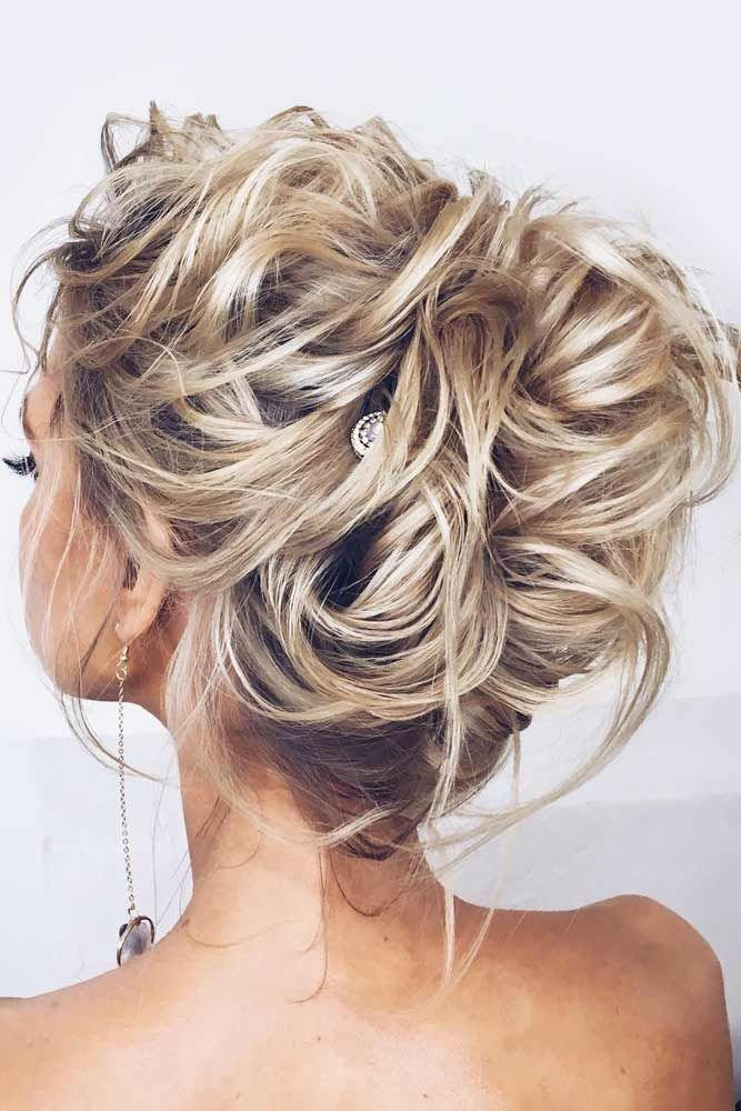 60 Sophisticated Prom Hair Updos Lovehairstyles Com Messy Hairstyles Strapless Dress Hairstyles Hairstyle