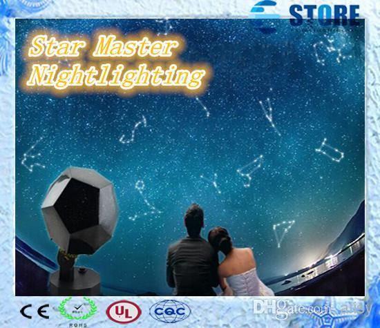 Cheap Venta al por mayor   alta calidad inicio planetario amo de la estrella del proyector romántica luz Lamp J, Compro Calidad Luces Nocturnas directamente de los surtidores de China:      .         Al por mayor - de alta calidad de la estrella Inicio Planetario             Proyector maestro romántica l