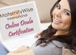 ONline Doula Training How to become a doula becoming a doula  Get your labor, birth or postpartum postnatal certification from home