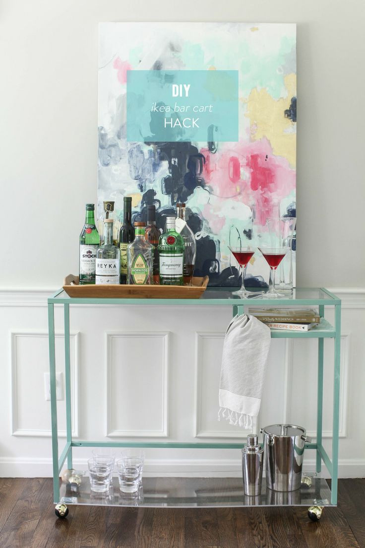 23 best Home Bar images on Pinterest | Drink cart, At home and Bar cart