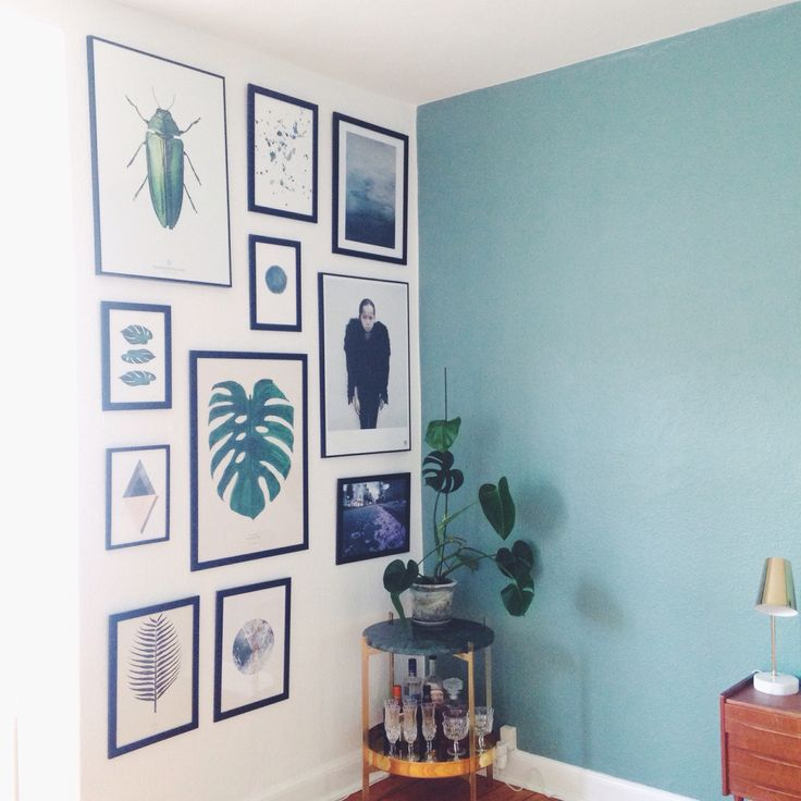 Gallery Wall, Interior, By Garmi, Trine Holbaek Designs, Vee Speers, Ox Denmarq