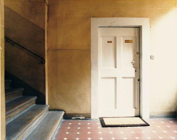 Luigi Ghirri. Bologna, Studio of Giorgio Morandi, 1989-1990 [source]