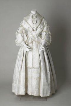 47 Best 1850s WEDDING DRESSES