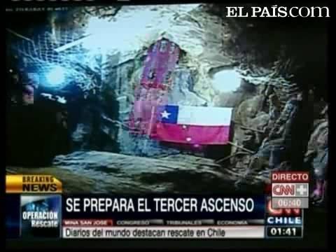 Chile conmueve al mundo con el rescate de los 33 mineros   Internacional   EL PAÍS