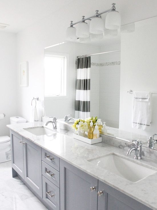 Bathroom Gray Bathroom Design, Pictures, Remodel, Decor and Ideas - page 2
