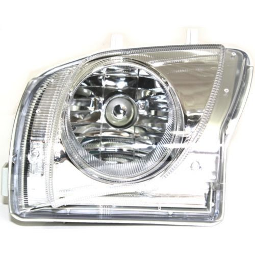 2006-2010 Lexus IS350 Fog Lamp RH, Lens And Housing