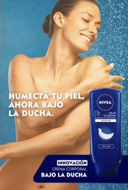 Nivea bajo la ducha: productos adaptados al consumidor (no al revés)