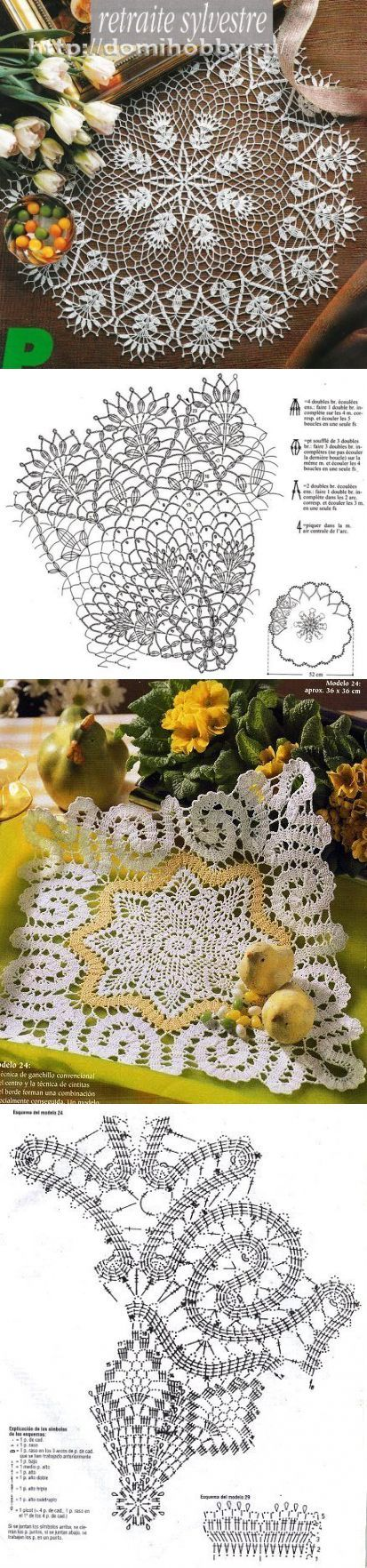crochet lace <3 Deniz <3