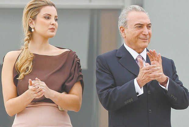 Michel Temer vai ser pai pela sexta vez em agosto - Brasil - O Dia