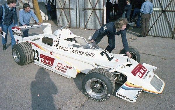 Alan Docking Racing - Chevron
