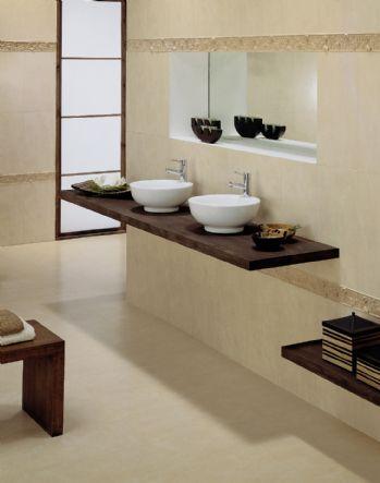 modernos baos color beige decorahoy