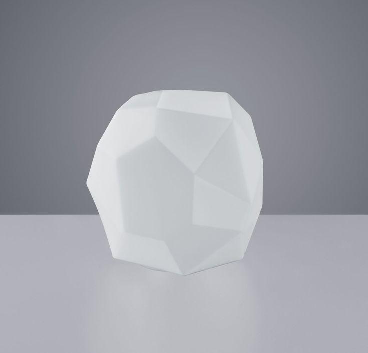 Cubo pöytävalaisin E14 valkoinen