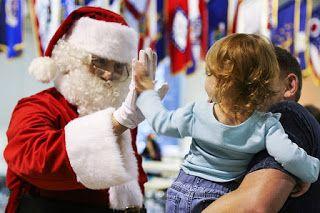 Come e dove seguire la rotta di Babbo Natale