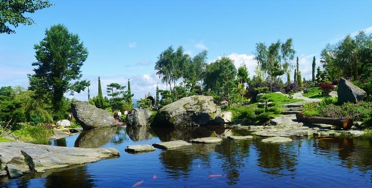 The zen garden, Flor og Fjære, Rogaland- Norway