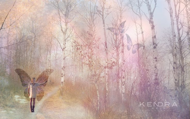 ©2015 Kendra Keir {mylotusflare} #etherealart #fusionart #inspirationalportraits | You were meant to discover more of who you are.