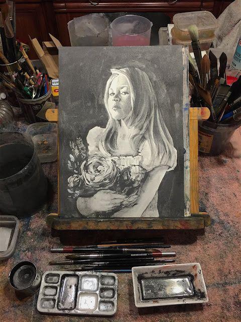 Pintar a la Acuarela