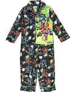 ae4105cca  CookiesKidspromocode  everdealz These toasty Skylanders Swap Force pajamas  are sure to be a hit!  toddlerschooluniforms