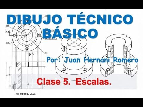 Dibujo Técnico Clase 5-  Escalas