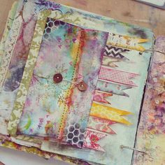 altered art journals - Google Search