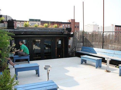 7 best rooftop bars in Brooklyn