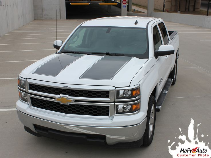 Rally 1500 2014 2015 chevy silverado or gmc sierra vinyl - 2015 gmc sierra interior accessories ...