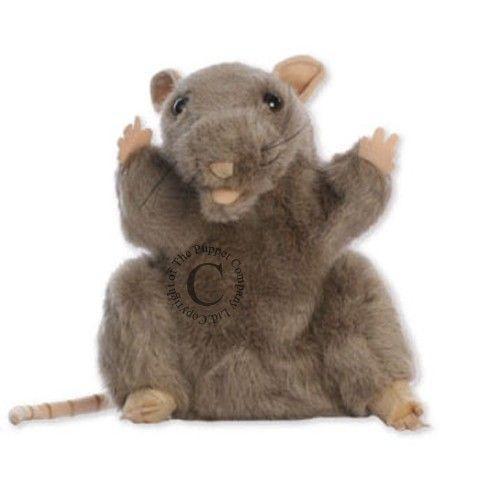 Ratty Rat Hand Puppet