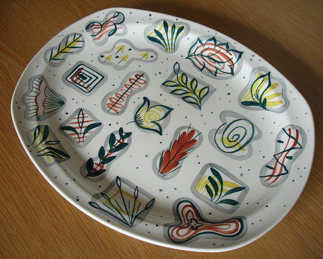 Midwinter Pottery Primavera Platter by gumo gallery via Flickr & 81 best midwinter Pottery England images on Pinterest | Jessie ...