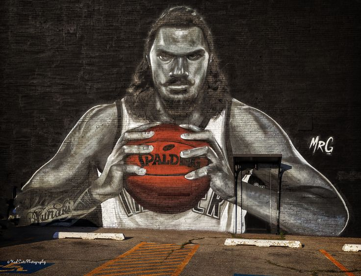 https://flic.kr/p/HivHSc | Steven Adams-OKC Thunder | Famous NBA player for the Oklahoma City Thunder basketball team.