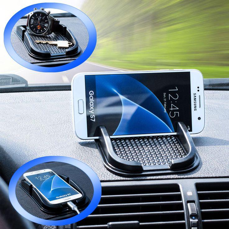 Alfombrilla Antideslizante Soporte Coche para optymus lg Gafas gps movil coches