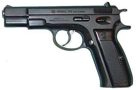 The CZ-75 pistol was developed by the Koucky brothers, who worked at the state-owned arms factory Ceska Zbrojovka in the city of Uhersky Brod (Czechoslovakia, now Czech republic). This full-size semiautomatic pistol first appeared in the 1975, and the production began circa 1976. CZ-75 was obviously intended for the export market. The CZ-75 accumulated best features from many preceding designs. Resulting pistol was aesthetically attractive, comfortable to handle and shoot, quite accurate and…