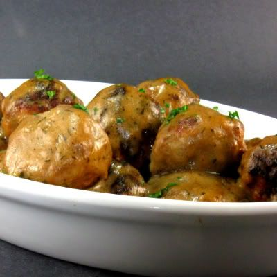 One Perfect Bite: Swedish Meatballs - A Scandinavian Festival for Foodie Friday