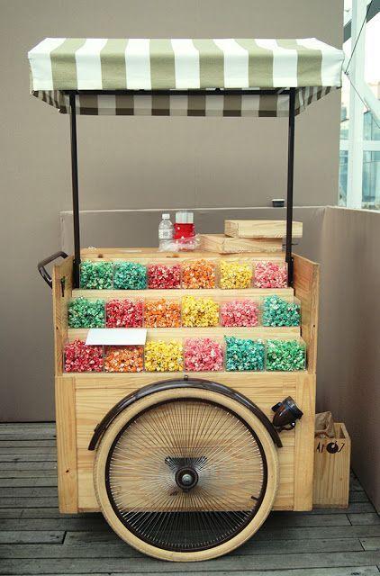 25 melhores ideias sobre carrinhos de comida no pinterest for Comida francesa df