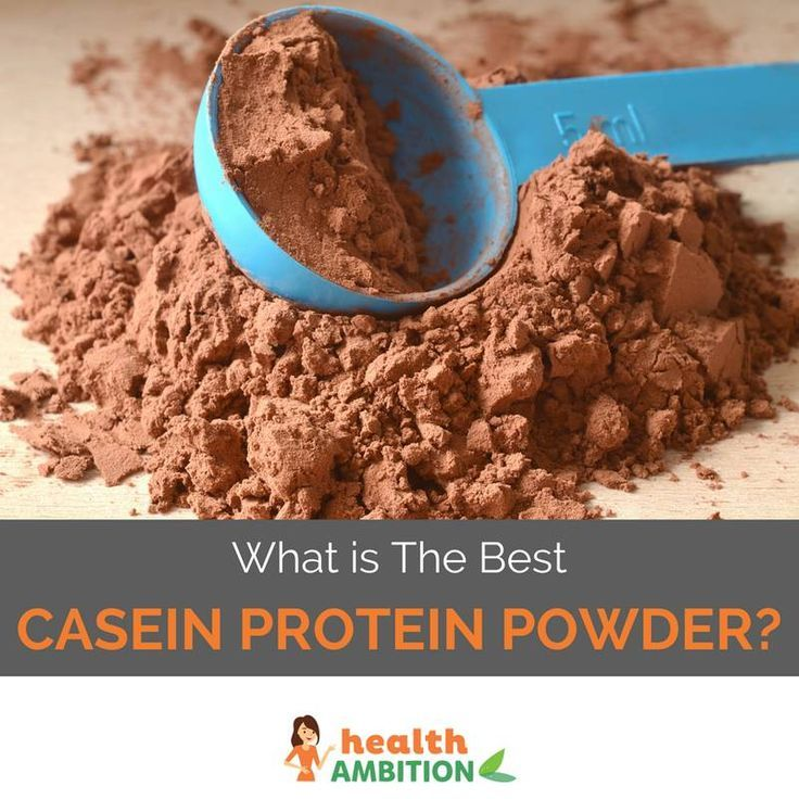 What is The Best Casein Protein Powder?