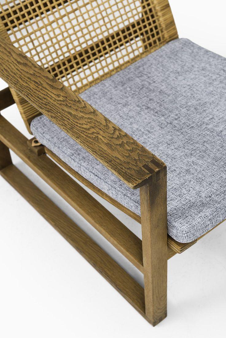 Wooden easy chair models - B Rge Mogensen Easy Chairs Model Bm 2254 At Studio Schalling