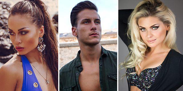 2016 Strictly Professional Dancer line up revealed!
