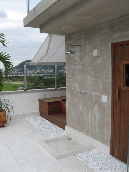 Cobertura - Sauna e Ofuro, by AndréMartins