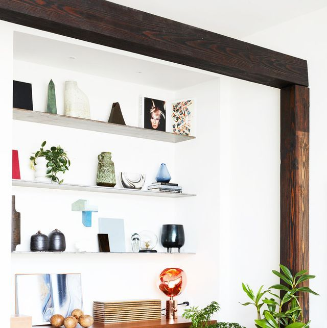 12 Floating Shelf Ideas You Can Easily Recreate Yourself In 2020 Floating Shelves Dining Room Colors Home